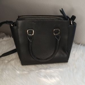 EUC Forever 21 Faux Leather Crossbody